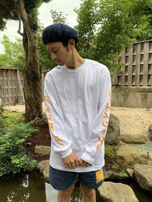 【ビーエスケーケー x DISKAH コラボ】ロンT 2