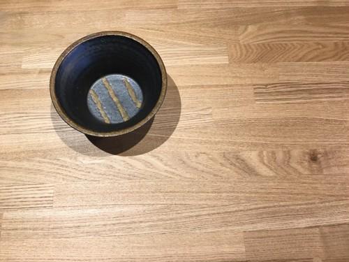 《作家名・江口 香澄》 黒・小鉢
