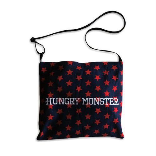 Shoulder Bag [Navy x Red Star]