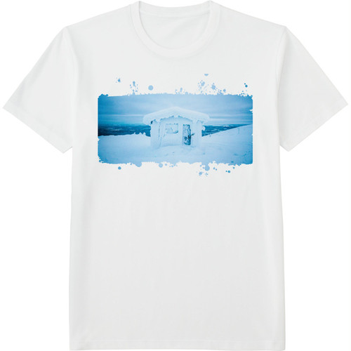 46.Finland100 Tシャツ / フローズン
