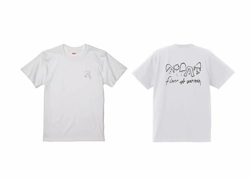 floor de wanman Tシャツ