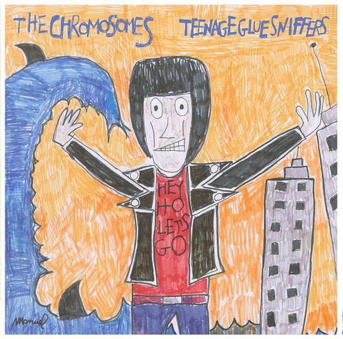 chromosomes w/teenage gluesniffers split 7""