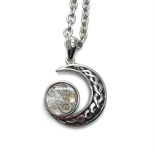 ネックレス(ギベオン隕石)