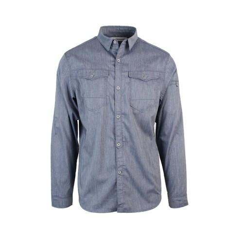 【NAKATSUKA 】ロングスリーブワークシャツ dimo D5140