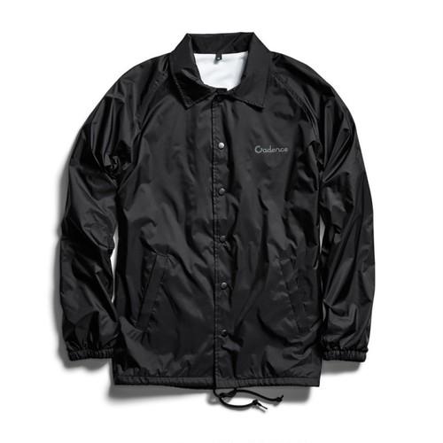 CADENCE dauber coaches jacket /black