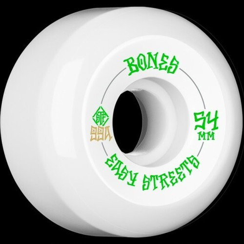 BONES WHEELS / STF EASY STREETS / V5 / 53MM / 99A
