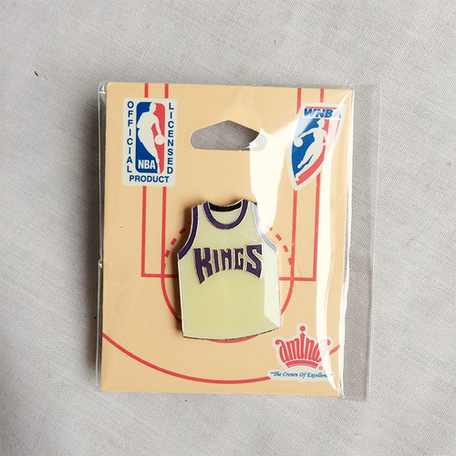 NBA ジャージ ユニホーム サクラメント キングス SACRAMENTO KINGS バッチ 1396