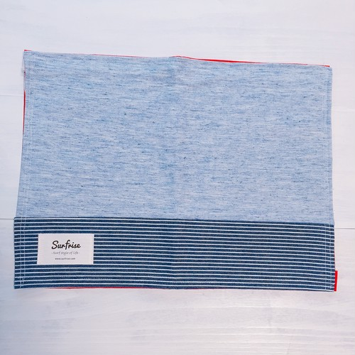 Denim lunch mat S5