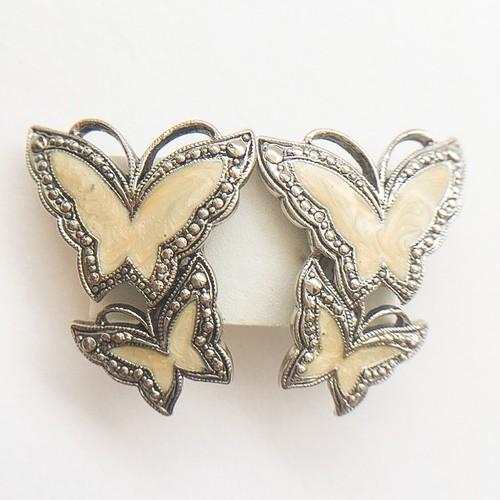 """""""AVON"""" Wispering Wings earring[e-712]"""