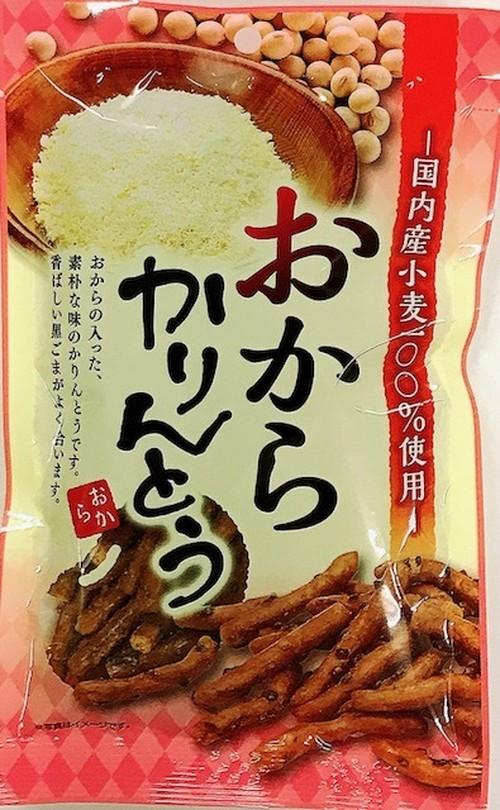 おからかりんとう80g / どーなつファーム / 山田製菓