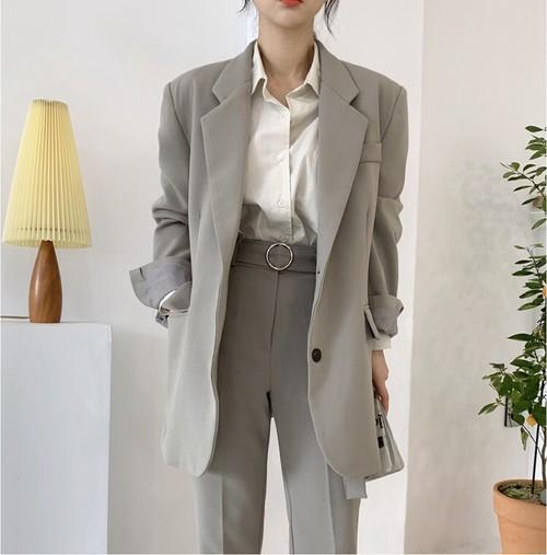 【お取り寄せ品】大人の雰囲気醸し出す◆スーツコート