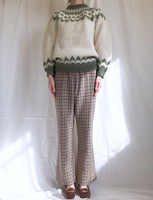 vintage lopi sweater