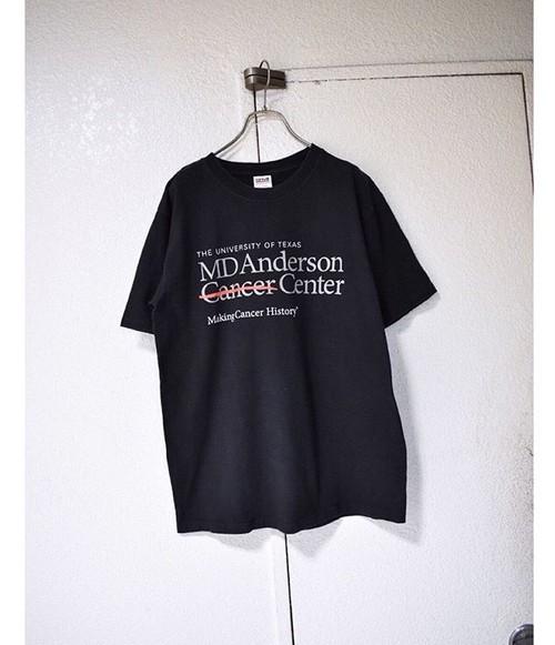 logo-print Tシャツ