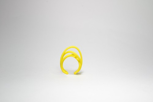 【spiro】mebius - 2ways ear cuff/ ring  リング/イヤカフ