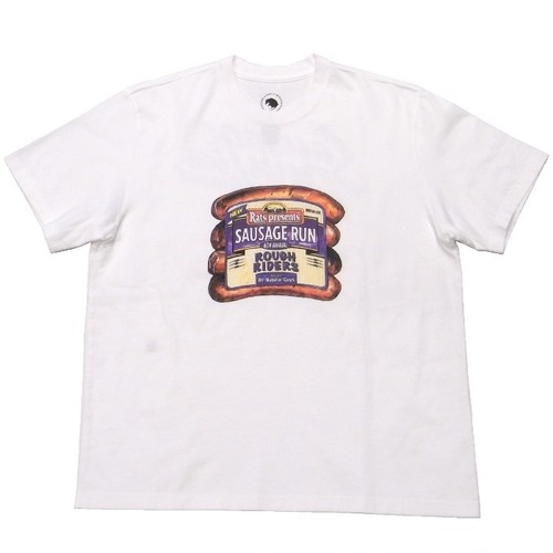 RATS(ラッツ) / SAUSAGE RUN 6th T-SHIRT(18'SRT-0701)(Tシャツ)
