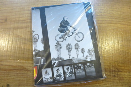 """S&M BIKES """"BEHIND THE SHIELD"""" BOOK"""