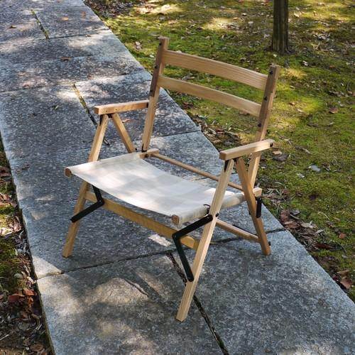 Tabi Chibi Chair  STR-3  Sand Stripe(チビチェア:サンドストライプ)
