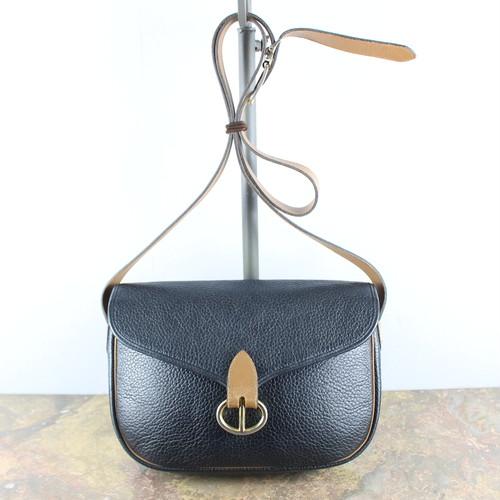 .Christian Dior LOGO LEATHER SHOULDER BAG MADE IN FRANCE/クリスチャンディールロゴレザーショルダーバッグ 2000000046747