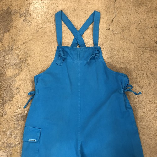 Reminiscence Turquoise Overalls ¥9,800+tax