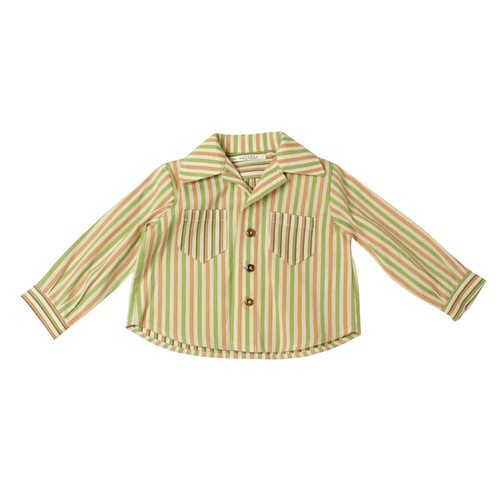 Kid's Shirt  - Stripe / Eatable Home