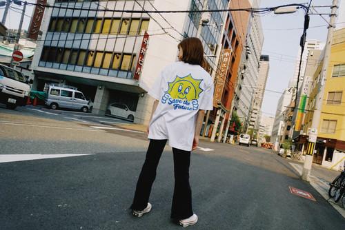 Save the Future Tee【White】