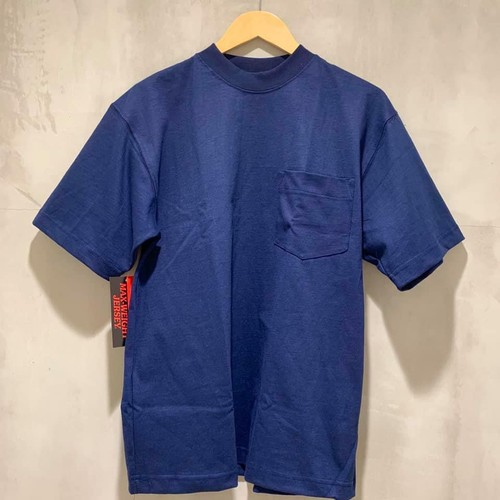 CAMBER - MAX-WEIGHT POCKET S/S TEE - navy