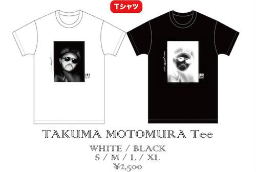 [T-shirts]Gateballers『TAKUMA MOTOMURA Tee』