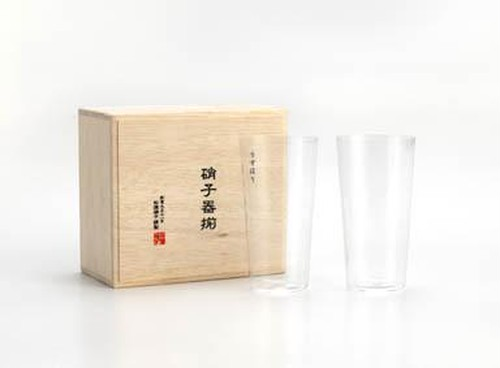 Shotoku glass - Tumbler L set