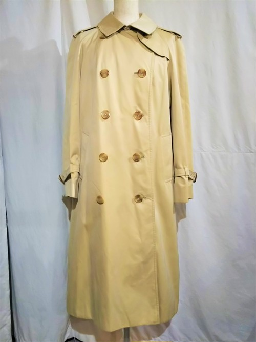 Aquascutum  Trench coat /Made In England [1210]