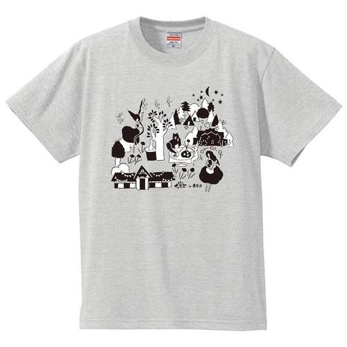 2017 公式Tシャツ グレー
