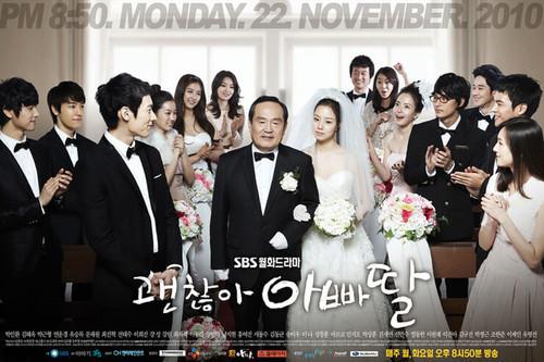 ☆韓国ドラマ☆《大丈夫、パパの娘だから》Blu-ray版 全17話 送料無料!