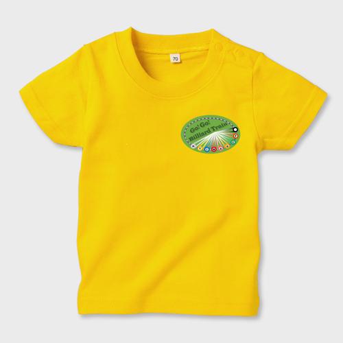 ベビーTシャツ(Go! Go! Billiard Train)