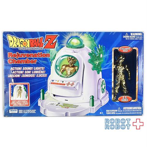 ドラゴンボール DBZ Rejuvenation Chamber 金色のSS悟空フィギュア付