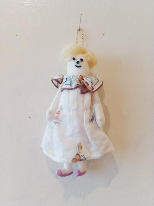 mojojojo - 女の子チャーム (yellow hair - purple shoes)
