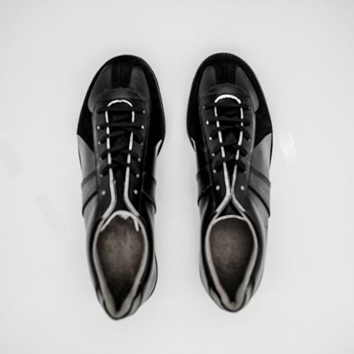 GERMAN TRAINER 1183<BLACK/BLACK>の商品画像4