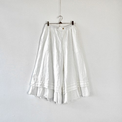 Victorian Bloomers    col. Off White