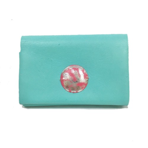 B級品  COVER CardCase LIGHTBLUE⑤