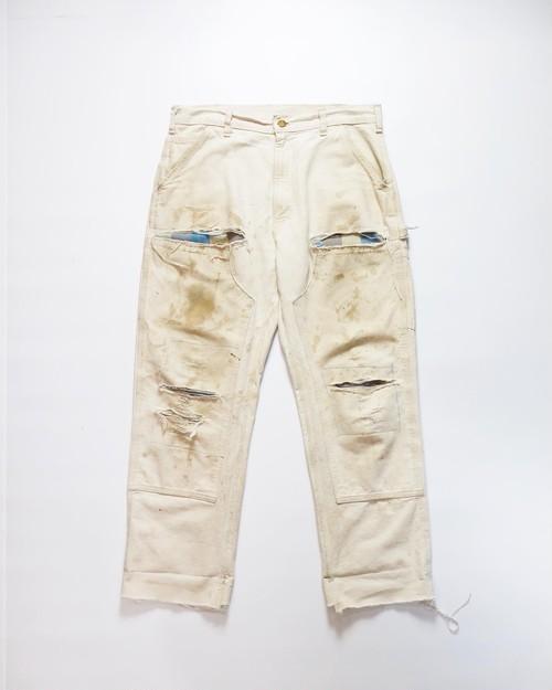 repaired damage pants