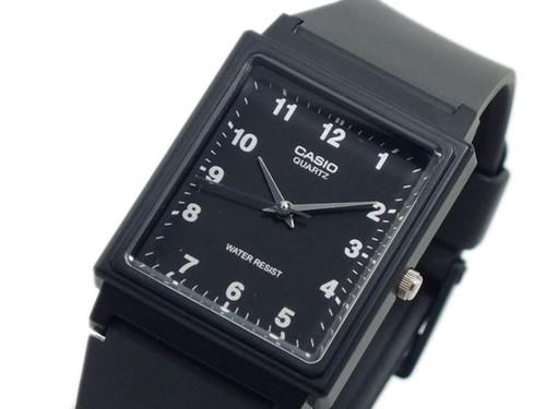 カシオ CASIO クオーツ 腕時計 MQ-27-1B ブラック ブラック