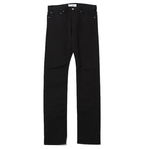 STRETCH SKINNY PANTS (BLACK) / RUDE GALLERY