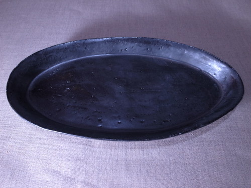 小野寺友子 オーバル皿