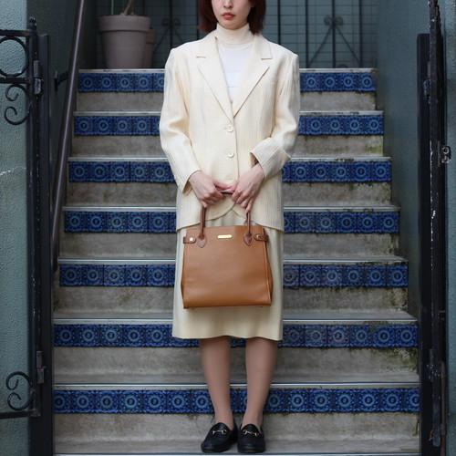 .Christian Dior SILK WOOL SET UP/クリスチャンディオールシルクウールセットアップ 2000000048987