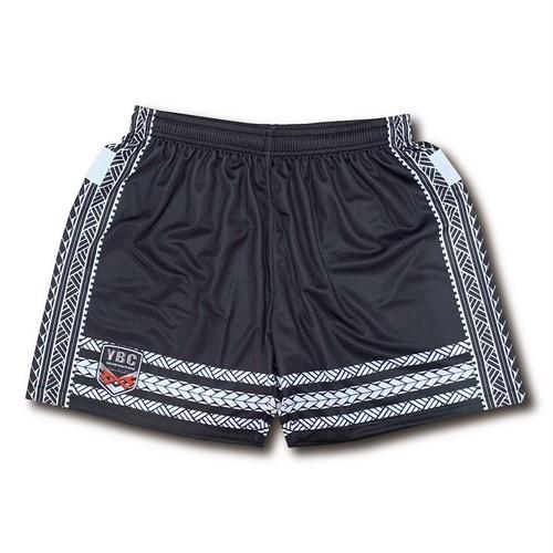 【YBC】Oztag Shorts Tribal