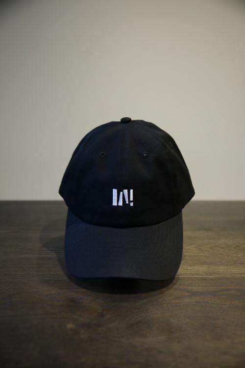 NO-ISM Cap Black
