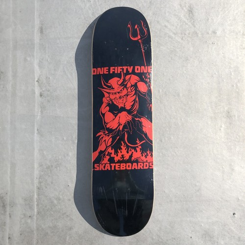 151skateboards / 151 MAIDEN / 8.25x32inch / (20.955x81.3cm)