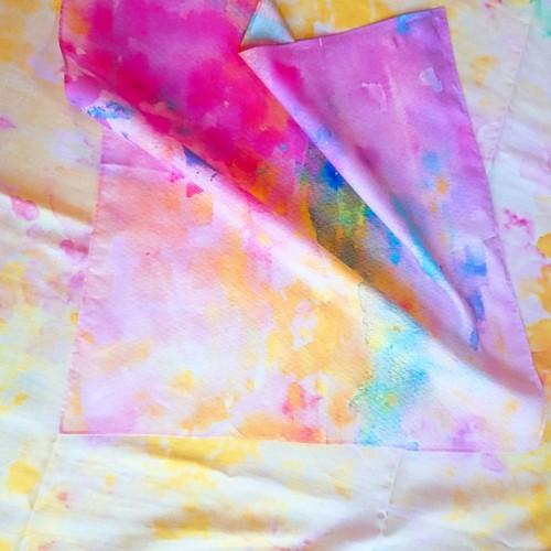 虹色のハンカチ