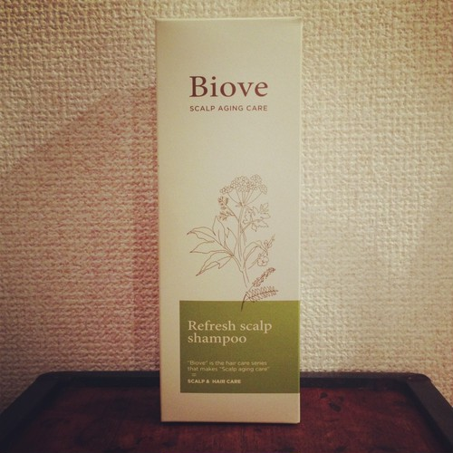 BIOVE Refresh scalp shampoo
