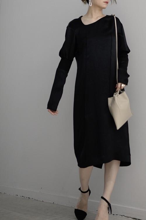 SATORU SASAKI / elbow rib dress