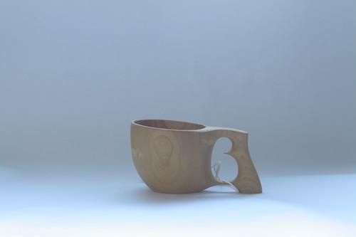 6 mogu cup M(桑材)