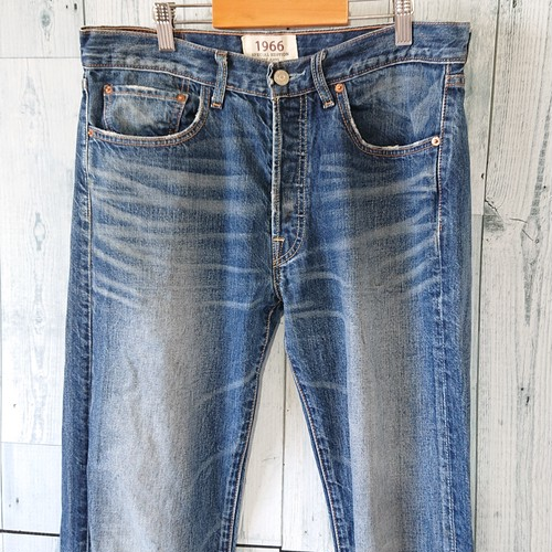 Levis(リーバイス)501 1966 Special Edition W31L32 RankB